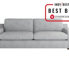 Comfortable Sofas Australia Modern Leather Sofa With Recliner 10 Best The Independent Arlo Jacob Pembroke From 1 545