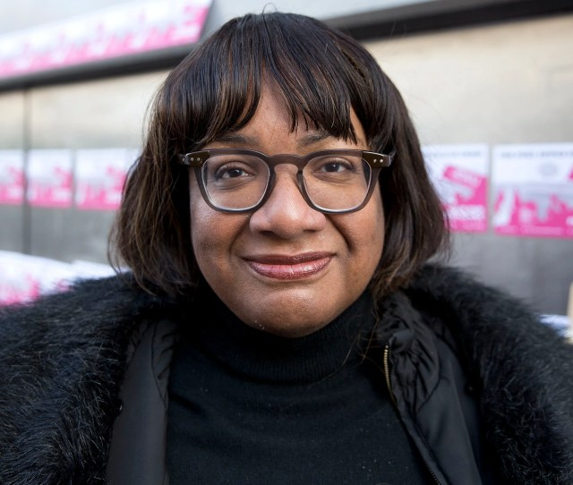 Diane Abbott Says Diabetes Forced Her To Step Aside From Election Campaign