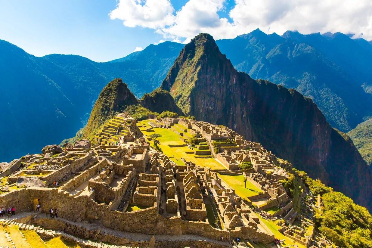 Global Tourist Attractions Facing Extinction From Machu