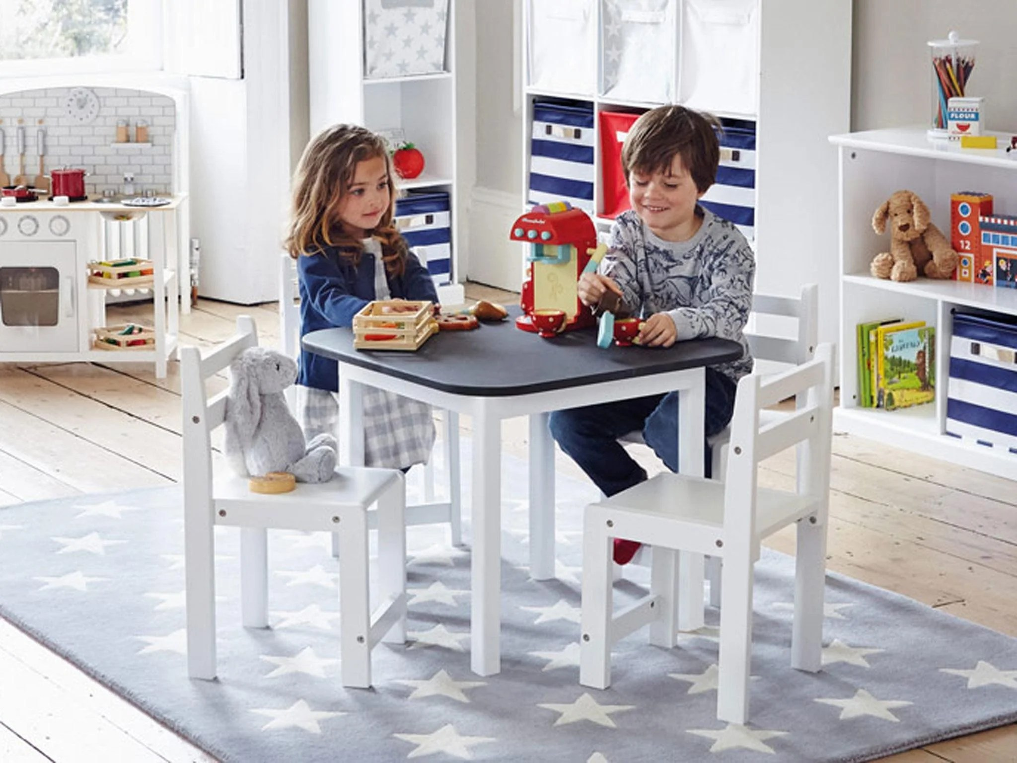 toddler chair and table for eating healthy office chairs 10 best kids tables the independent click to follow giving a