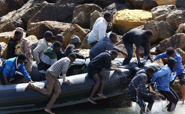Refugees Face Kidnap Torture Rape And Slavery In Libyan