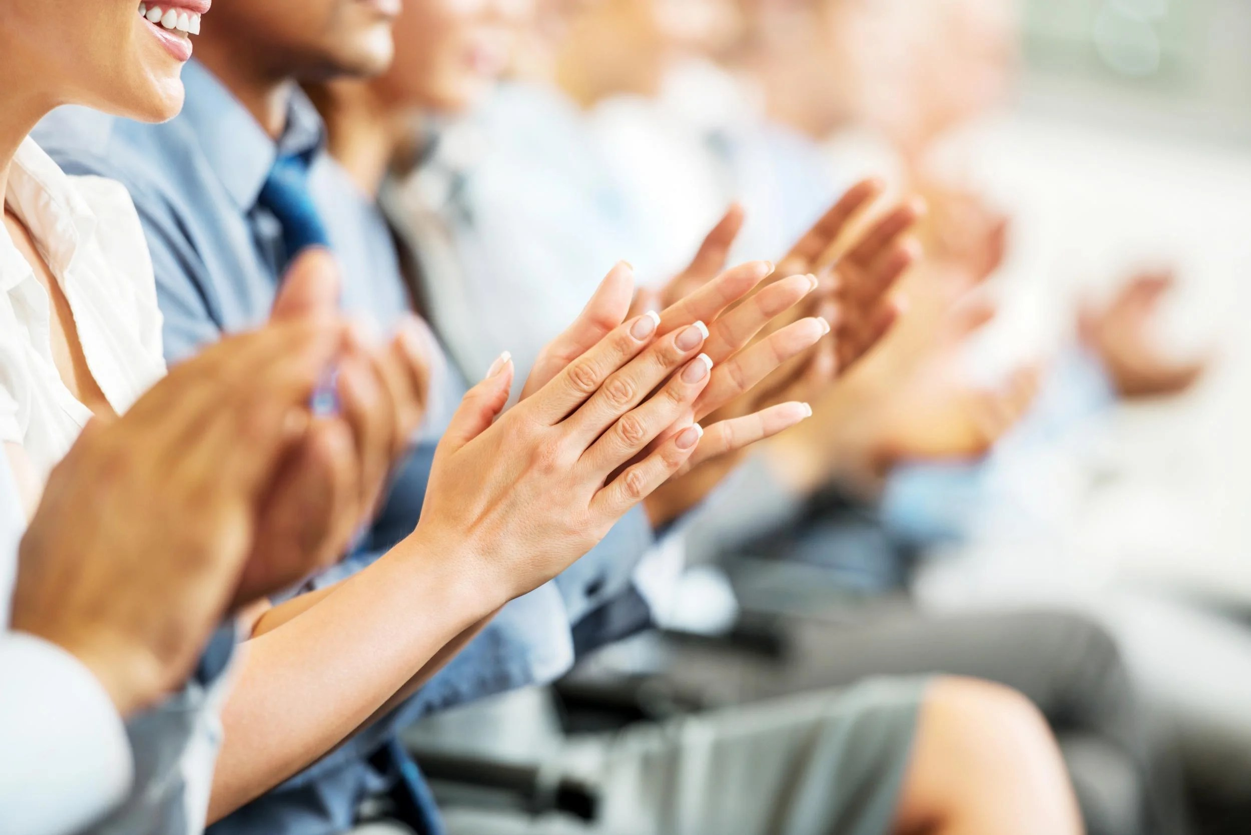 Students To Replace Clapping With Jazz Hands At Events To Make Them More Inclusive