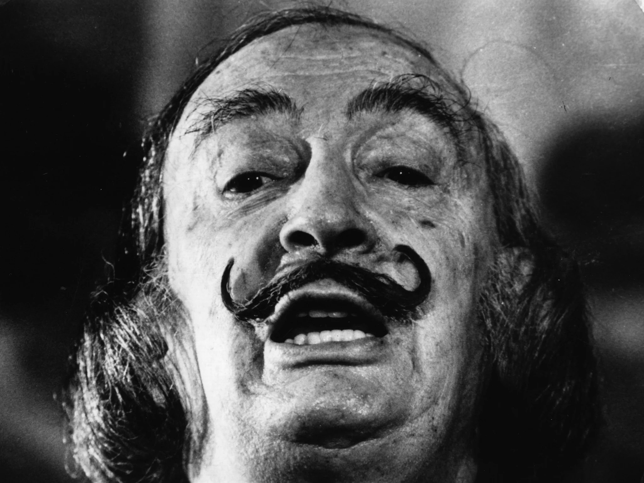 Woman Claiming To Be Salvador Dali S Secret Daughter