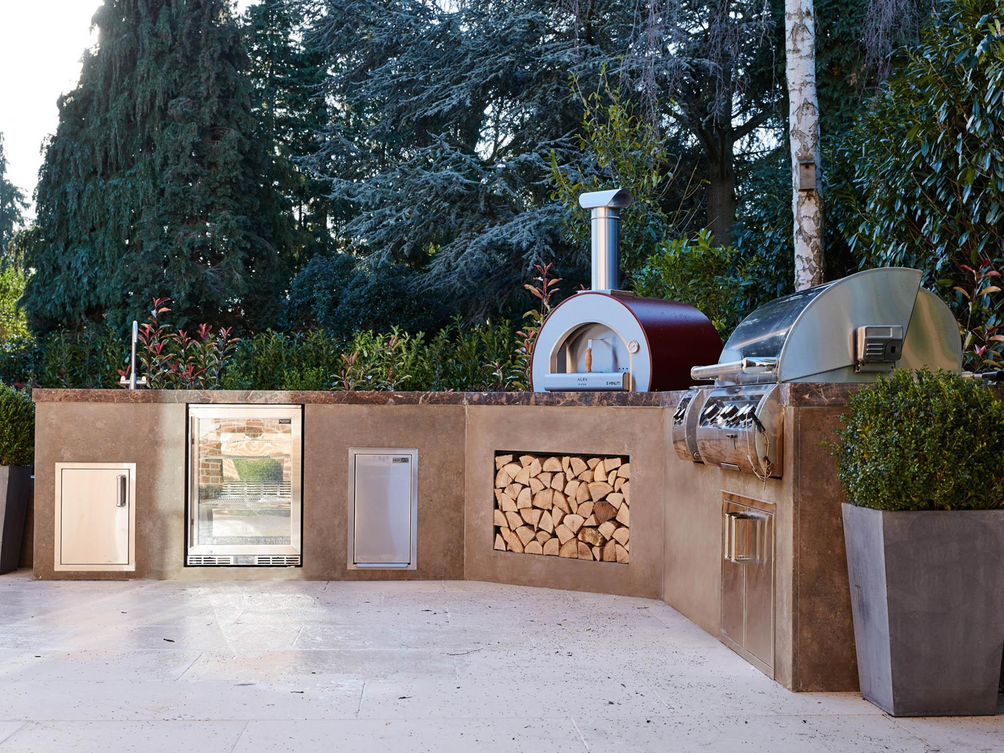outdoor kitchen cabinet cleaner recipe counter culture why kitchens should be an option even in chesneys will kit you out with a complete bespoke that is more like
