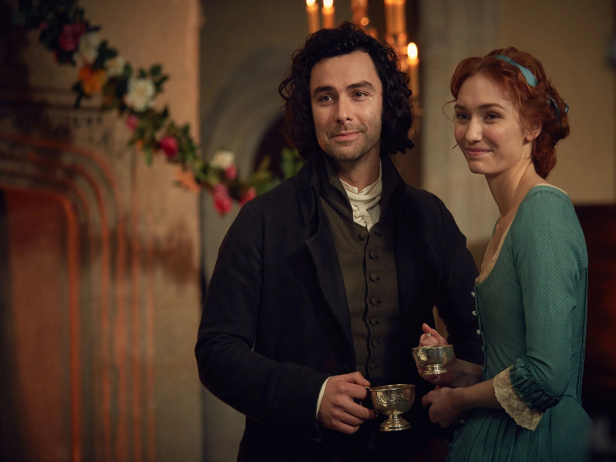 Poldark Series 3 Episode 7 Recap: Dazzling Demelza And A Death In The  Family Interrupted The Ross Show | The Independent