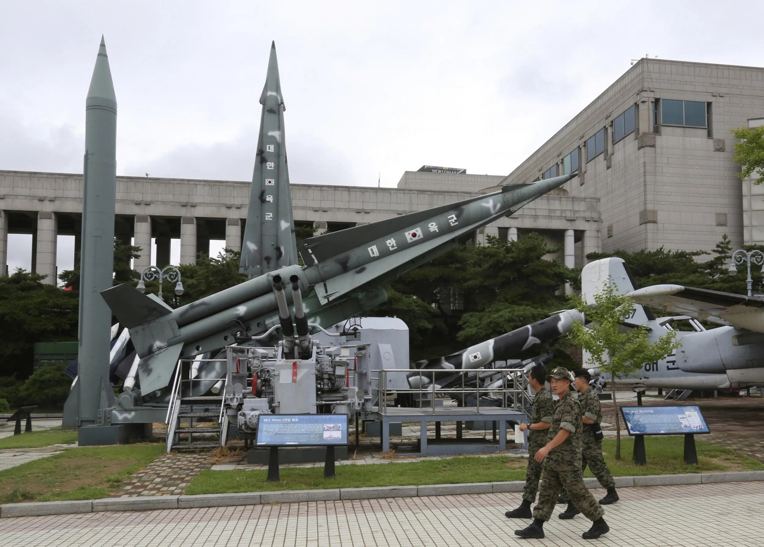 North Korea America Is Preparing Military Options In Case Sanctions Fail Says Most Senior Us
