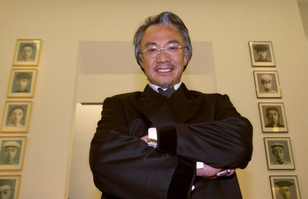Sir David Tang Dead Vivacious Hong Kong Socialite And