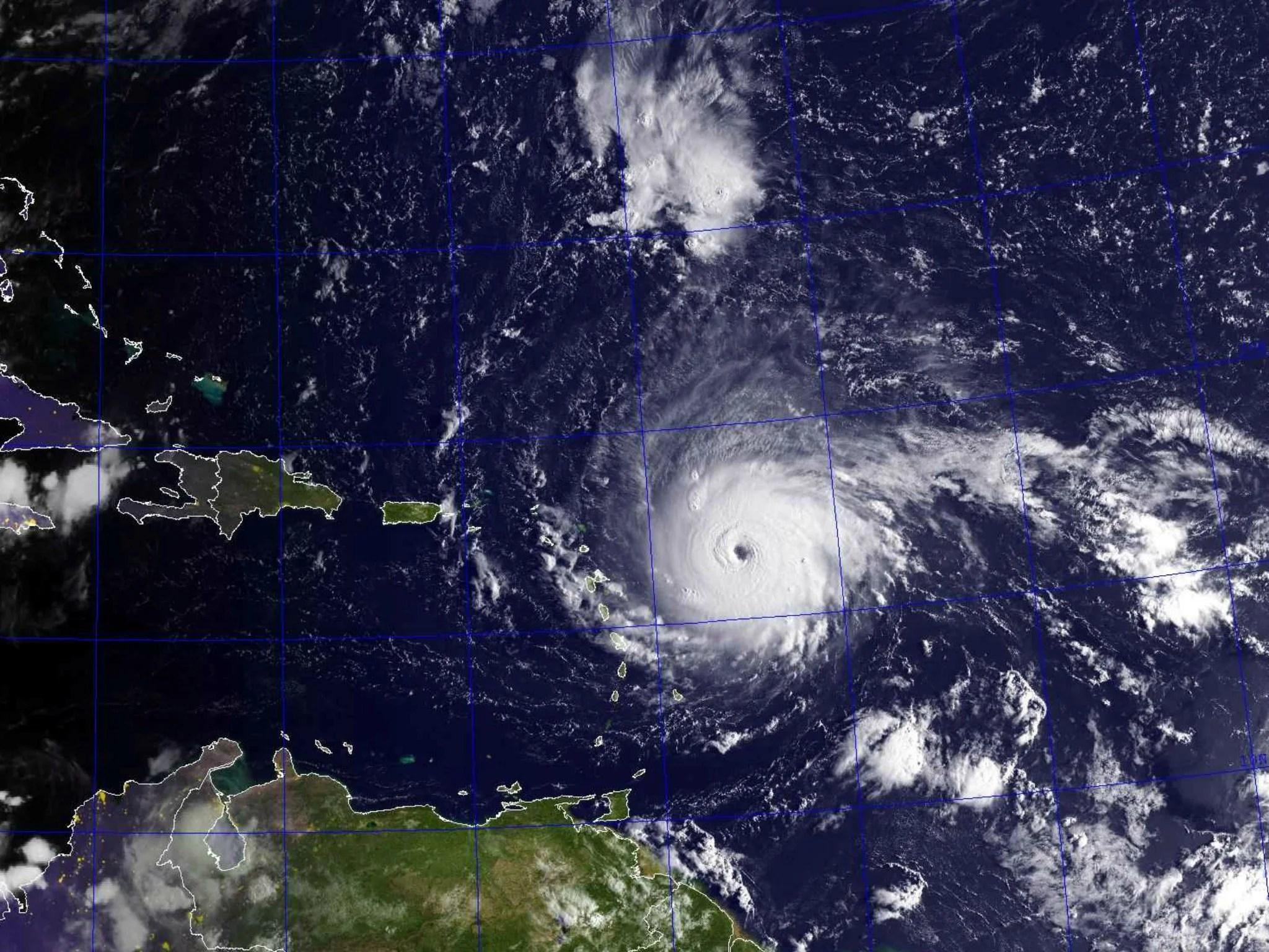 hurricane irma has become