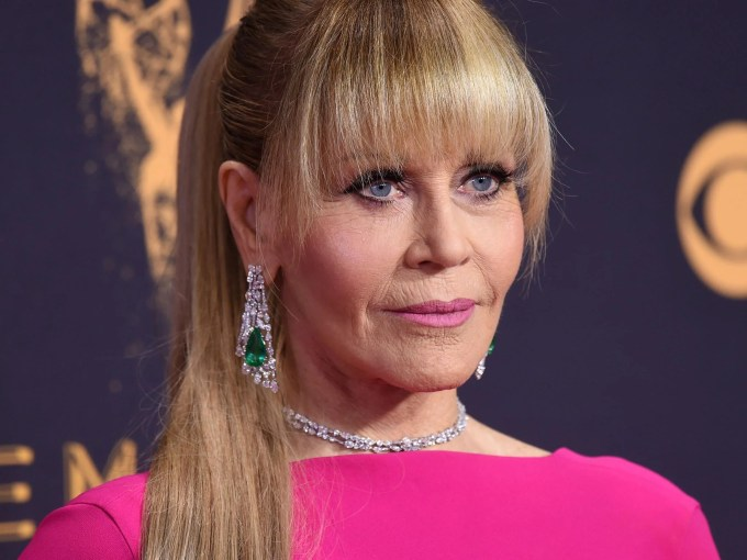 if beautiful old women like jane fonda annoy you, then they
