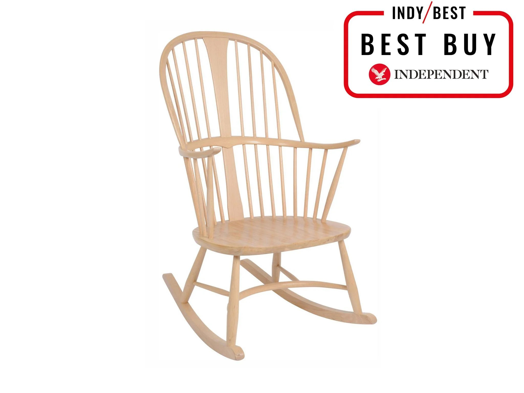 what is a rocking chair papasan accessories 10 best chairs the independent with making version of traditional british windsor that could be easily reproduced to meet post war demand his chairmakers