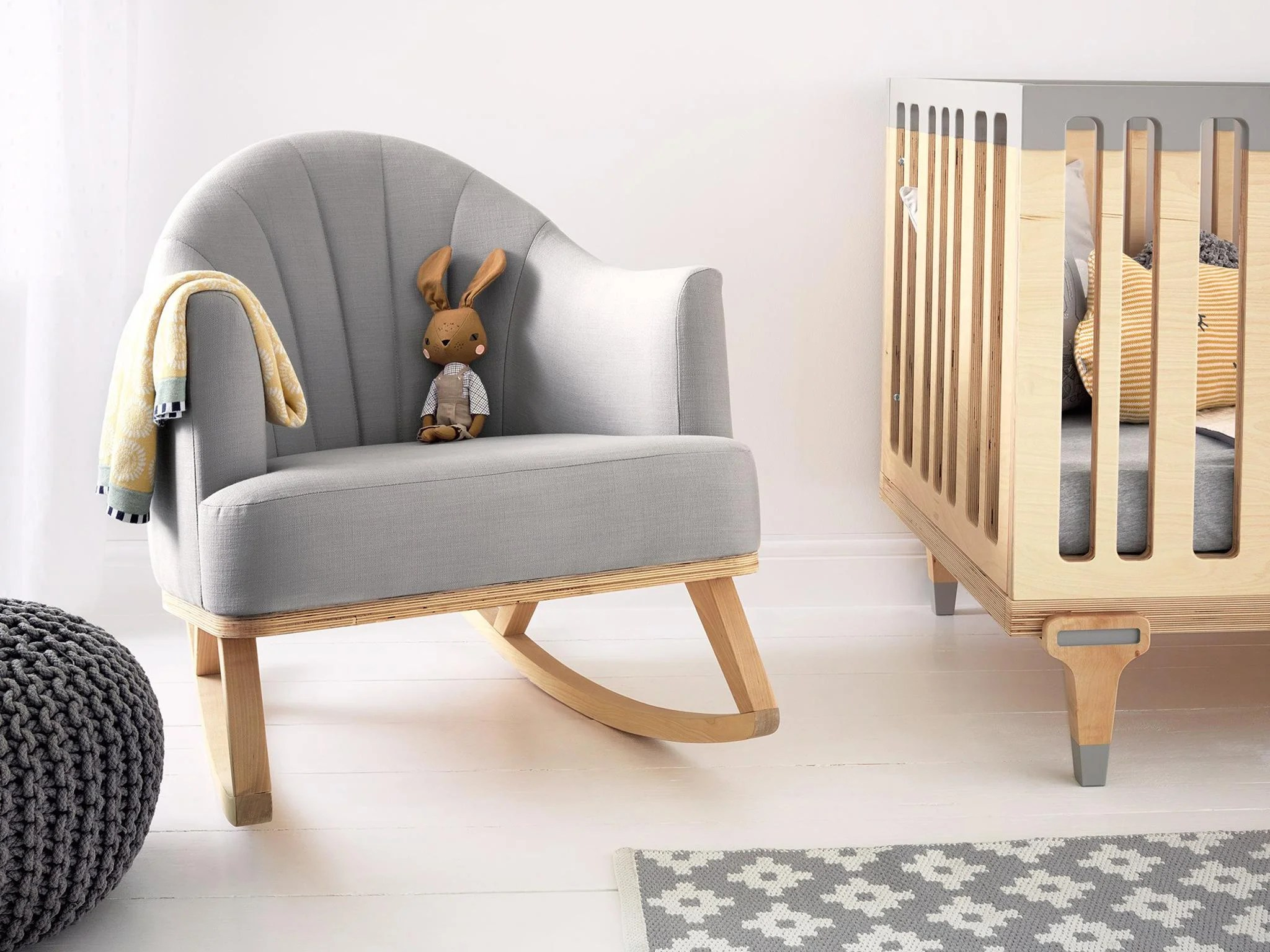 what is a rocking chair etsy dining room covers 10 best chairs the independent this bunny and clyde made for children to sleep