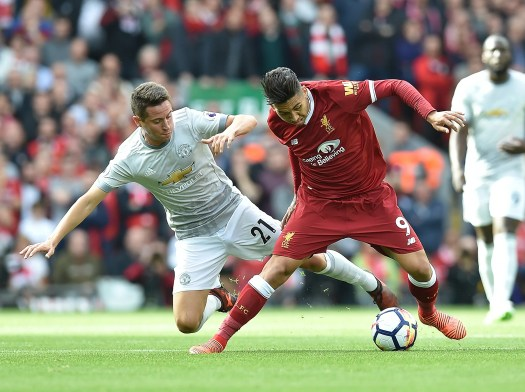 Liverpool vs Manchester United as it happened: David De ...