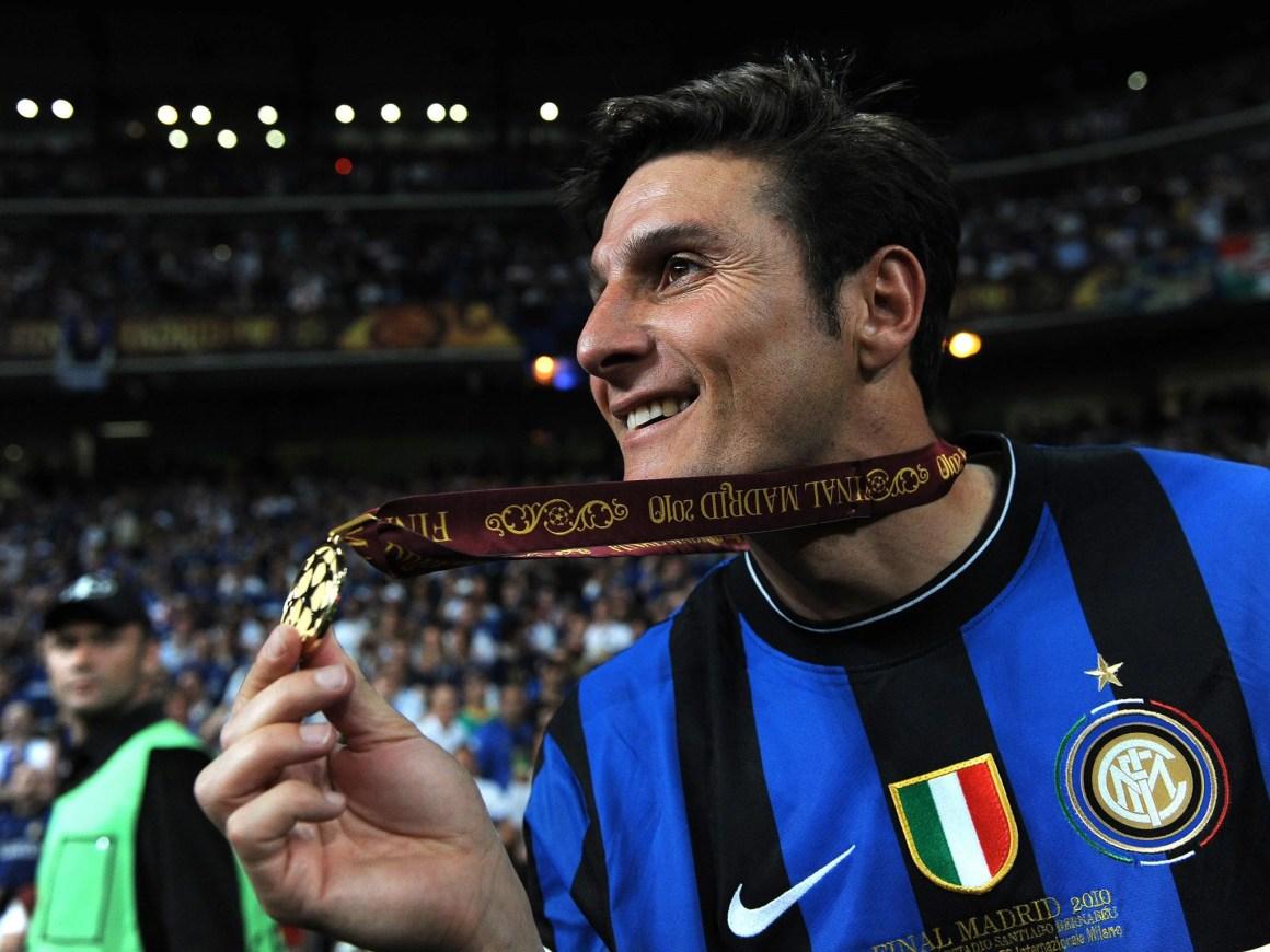 Kết quả hình ảnh cho . Javier Zanetti