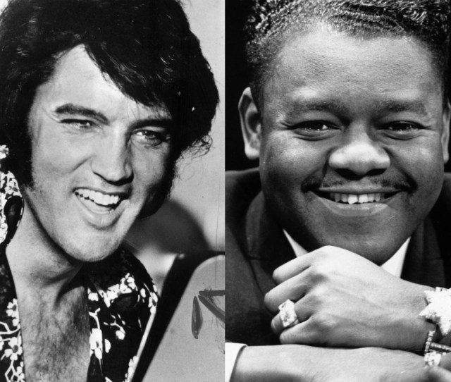 Fats Domino Dead Why The Late Musician Was The Reason Elvis Presley Hated Being Called The King The Independent