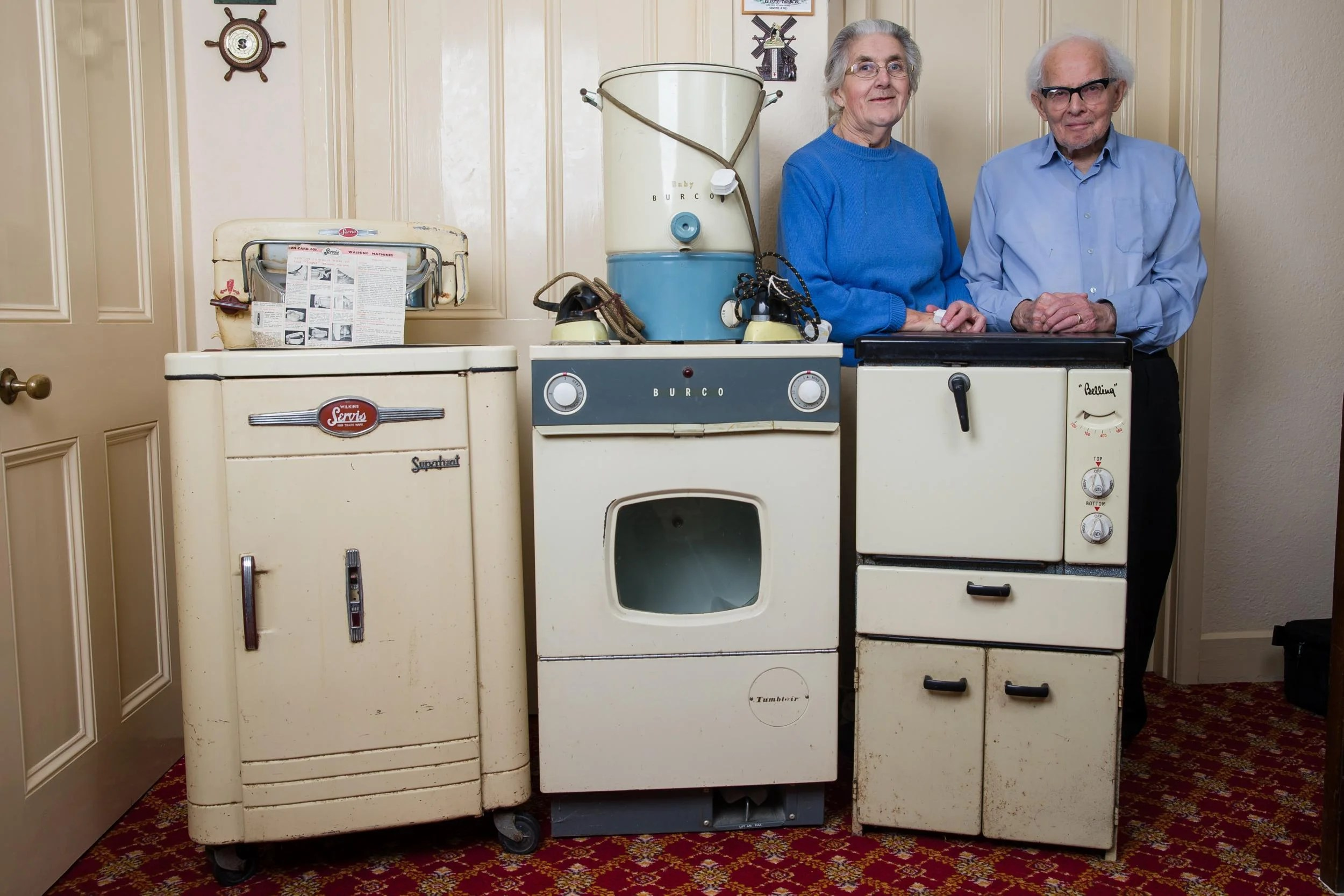 Elderly Couple S Household Appliances Still Work After 50 Years