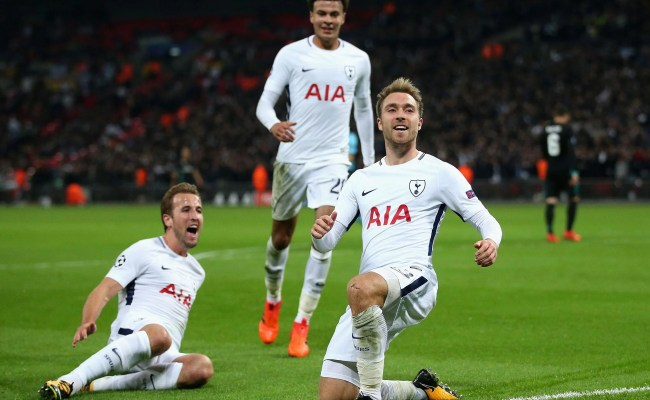 Tottenham Have Shown They Belong In Europe Now It S Time