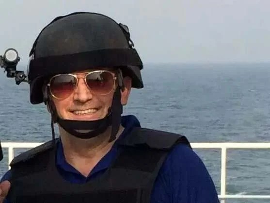 perry coppins 1 - British man freed after arrest in Dubai for having'too many' anti-depressants