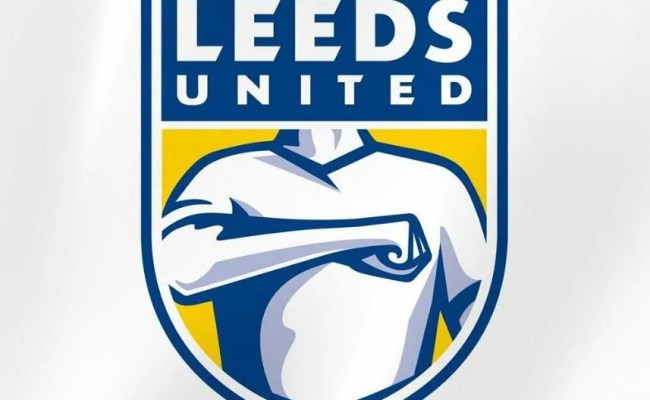 Leeds United Scrap New Badge After Furious Backlash From Fans The Independent