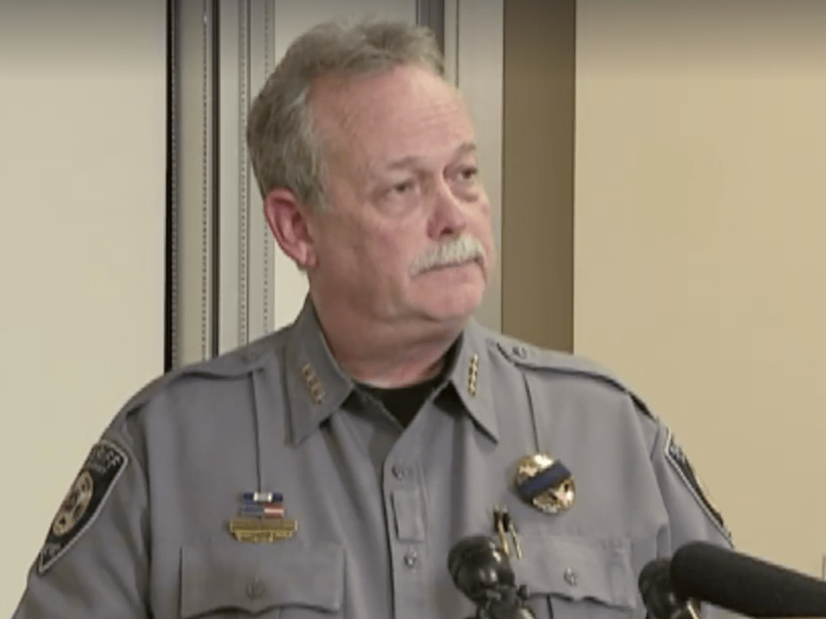 cs sheriff - Sheriff's deputy killed and five others injured in Colorado Springs shooting