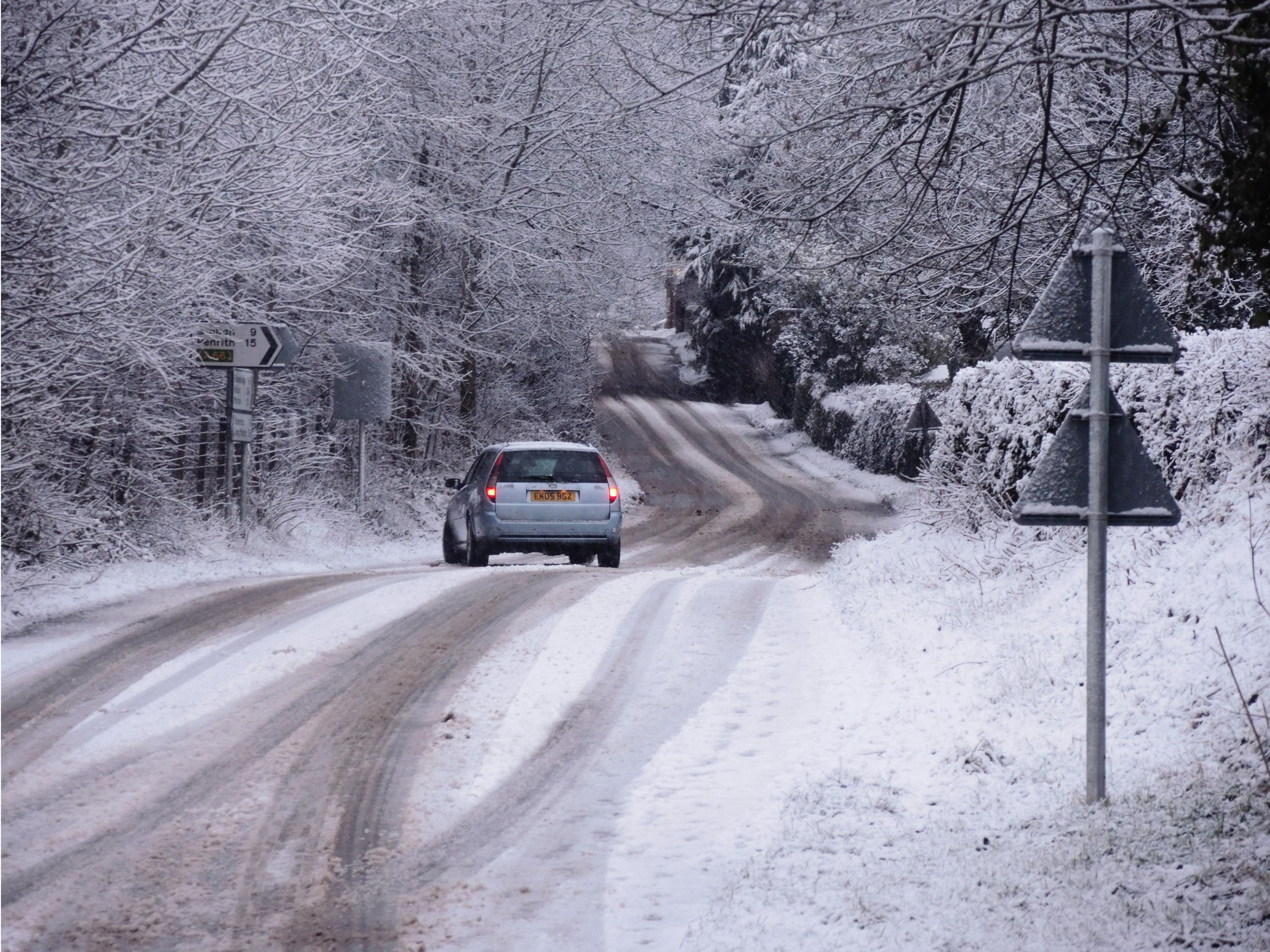 Uk Weather Snow To Be Washed Away By Rain As Miserable