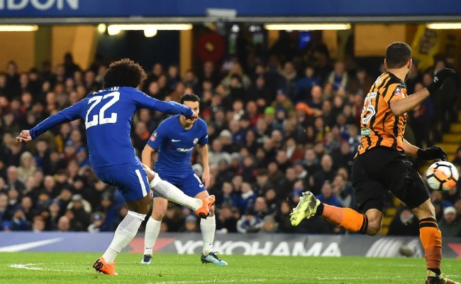 Chelsea Vs Hull City Fa Cup Fifth Round As It Happened