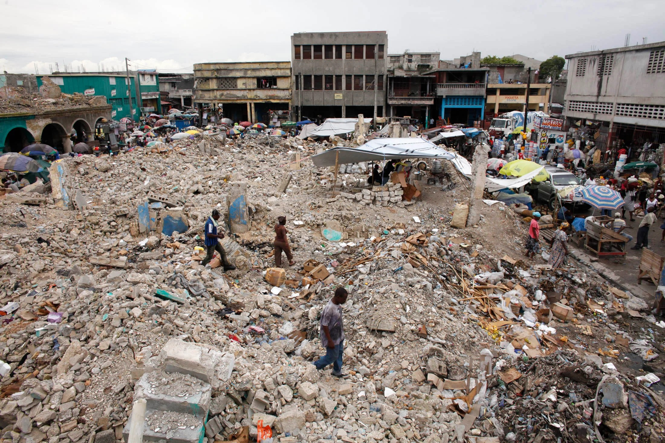 World Vision Denies Claims Staffually Exploited Haiti Earthquake Survivors