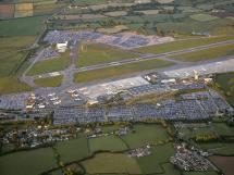 Bristol Airport Delays Warning Alarm Triggers