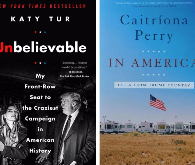 From Searing Satire To Explosive Exposes These Are The Reads You Need To Make Sense Of The Man In The White House