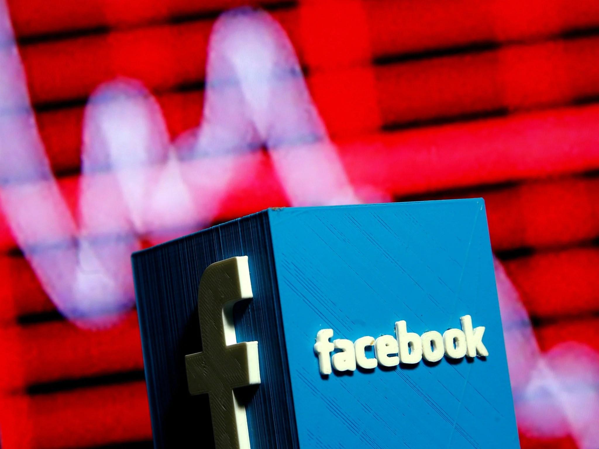facebook stock value plunges