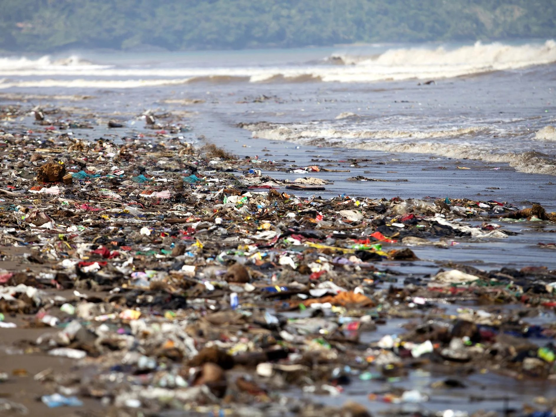 Plastic Pollution In Sea Set To Treble In A Decade Warn