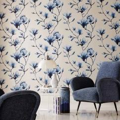 Chair Design Wallpaper Xl Fishing 10 Best Wallpapers The Independent Lotus From Harlequin Has Charm Of Antique Chinoiserie Papers