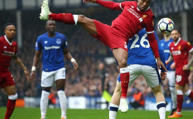 Everton Vs Liverpool Live Merseyside Derby Ends In