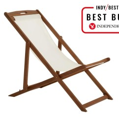 Folding Chair Jokes Hanging Plans 10 Best Deck Chairs The Independent Wilko Hardwood 30