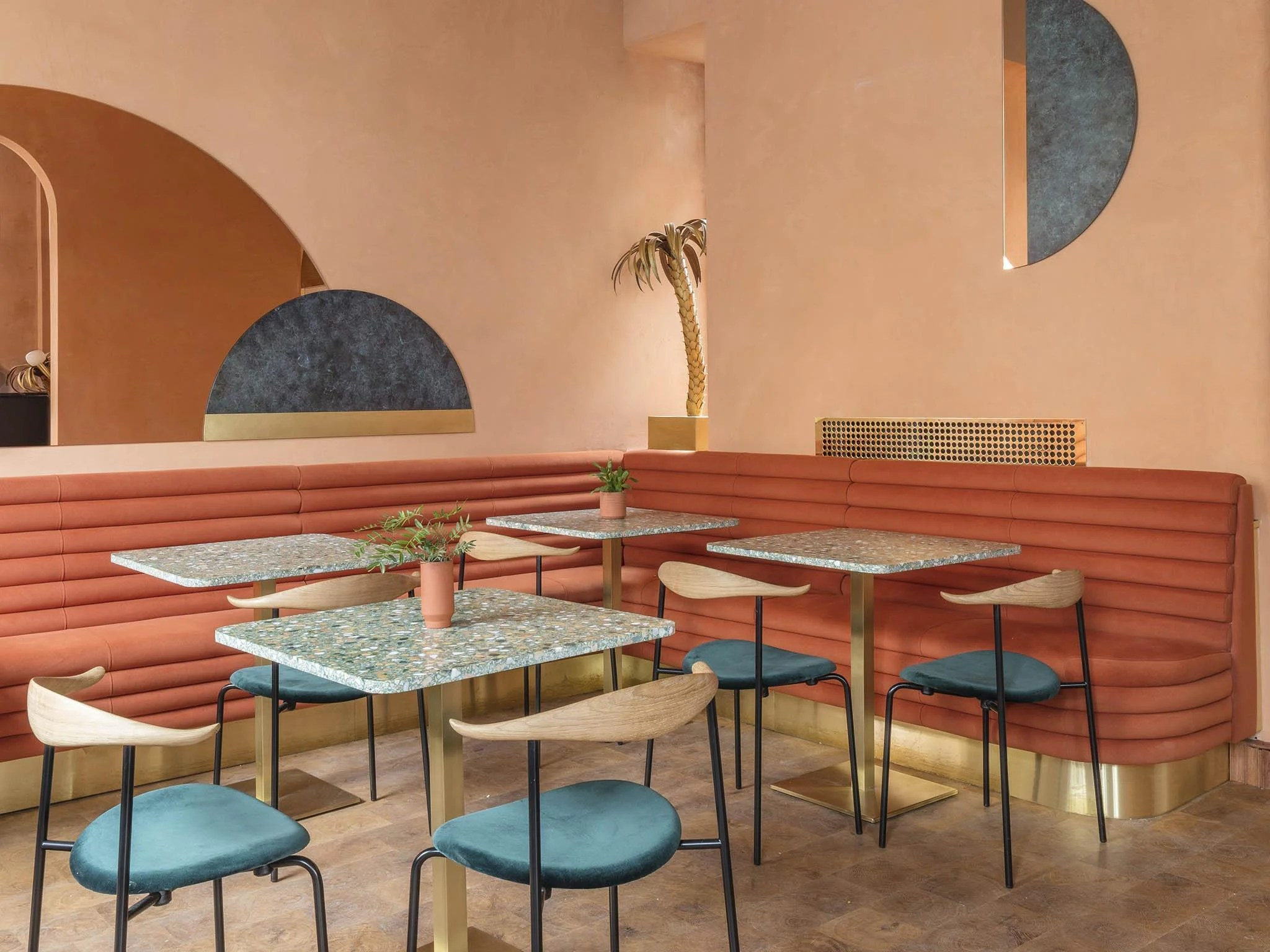 Omars Place restaurant review Bridging roads and
