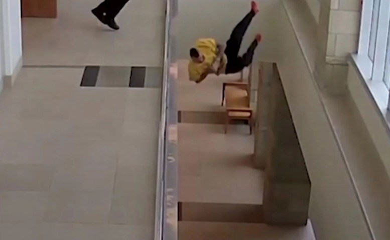 Christopher Clay Rudd Escape Video