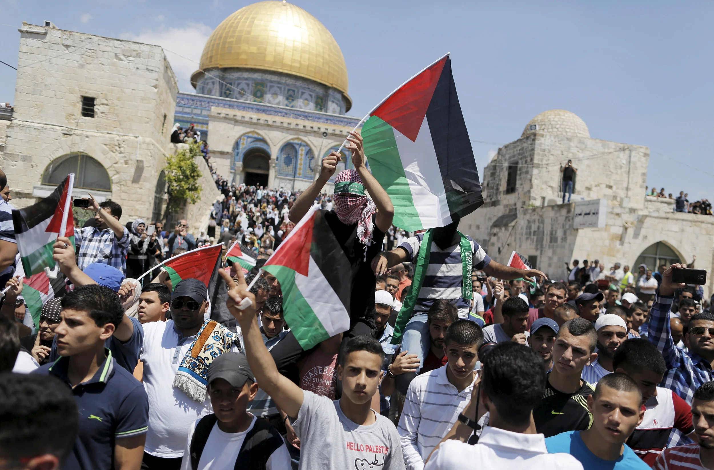 As It Happened: At Least 58 Palestinians Killed And