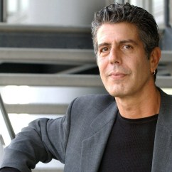 Anthony Bourdain Kitchen Confidential Gas Range Inspired Me To Become A Chef  But He