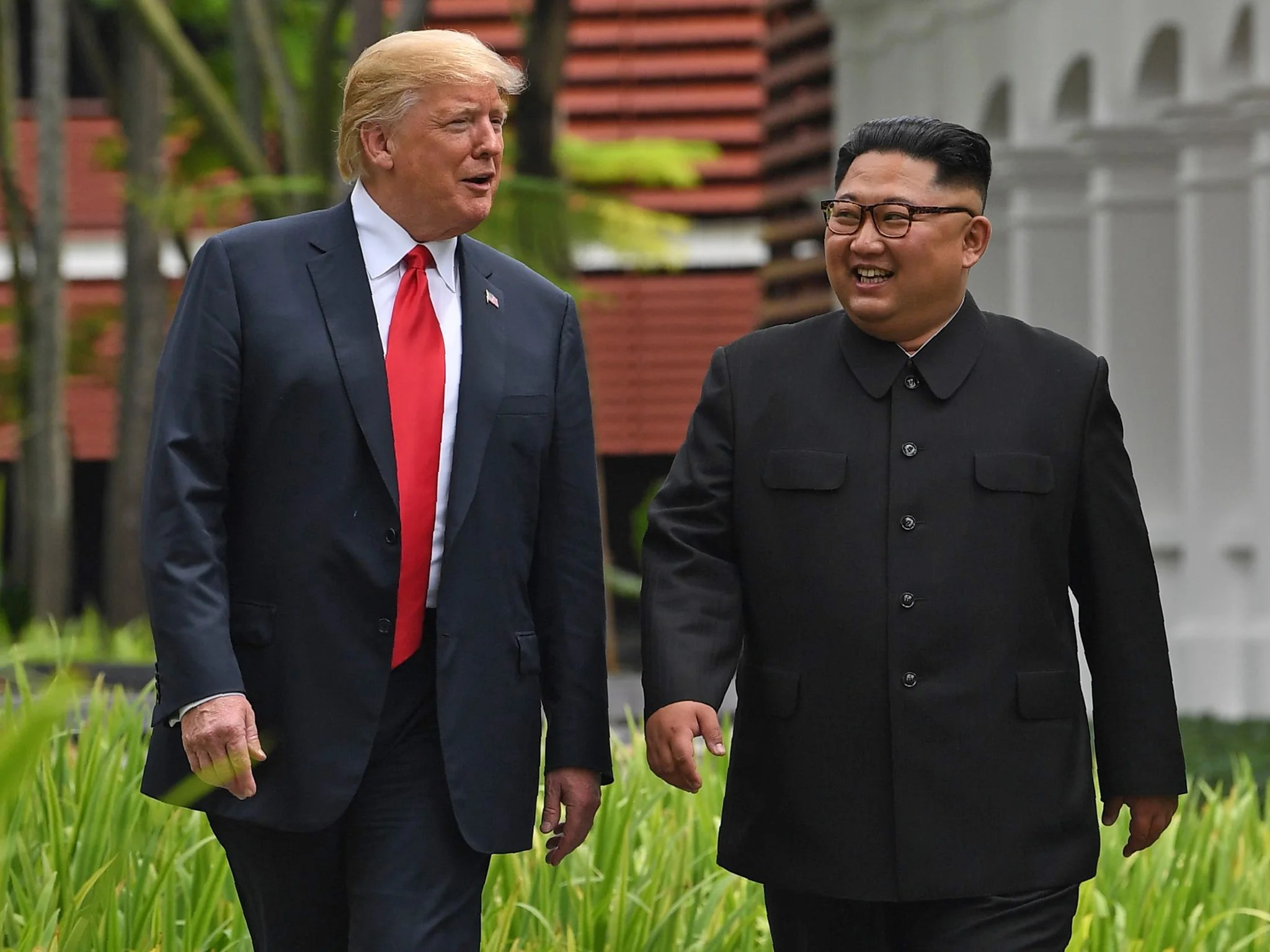 Trump Claims Us Parents Pleaded With Him To Bring Back Remains Of Sons Killed In Korean War 65