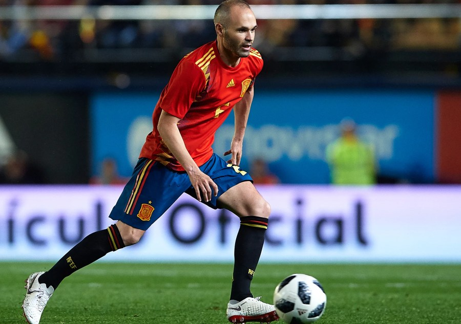 Andres Iniesta is the perfect example of youth coaching and the development that comes with it