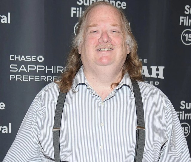 Jonathan Gold Criticises Awards Over Lack Of Diversity Getty