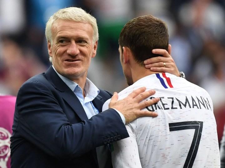 Deschamps e Griezmann: uno leader nella semifinale del '98 e l'altro nella finale dei mondiali di domenica | Numerosette Magazine