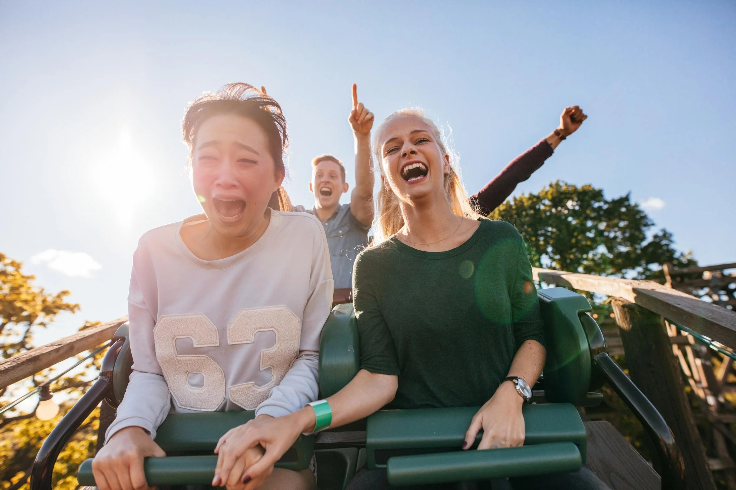 The 10 Best Amusement Parks In The Uk Revealed