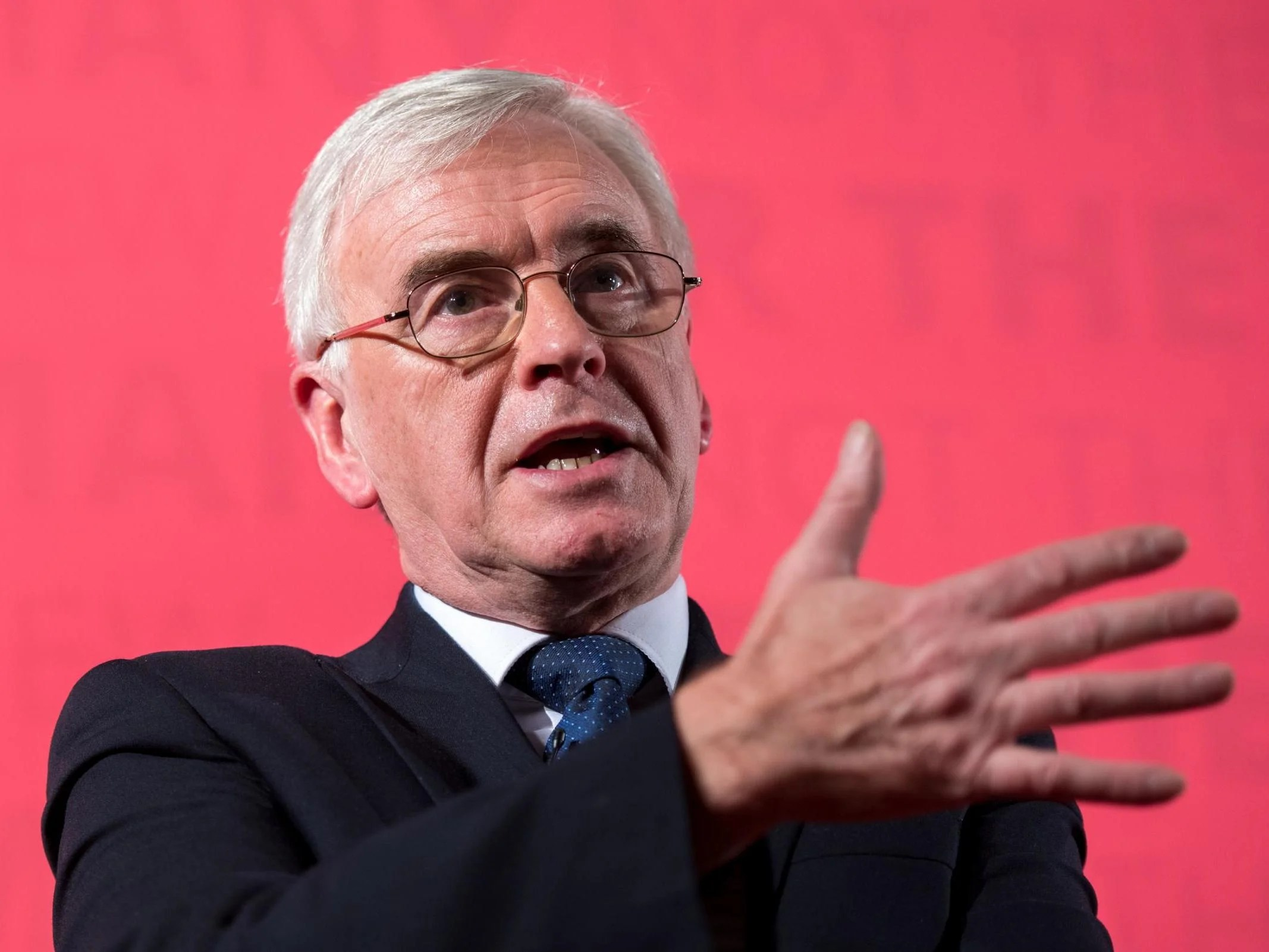 The policy outlined by the shadow chancellor could potentially transform the welfare state