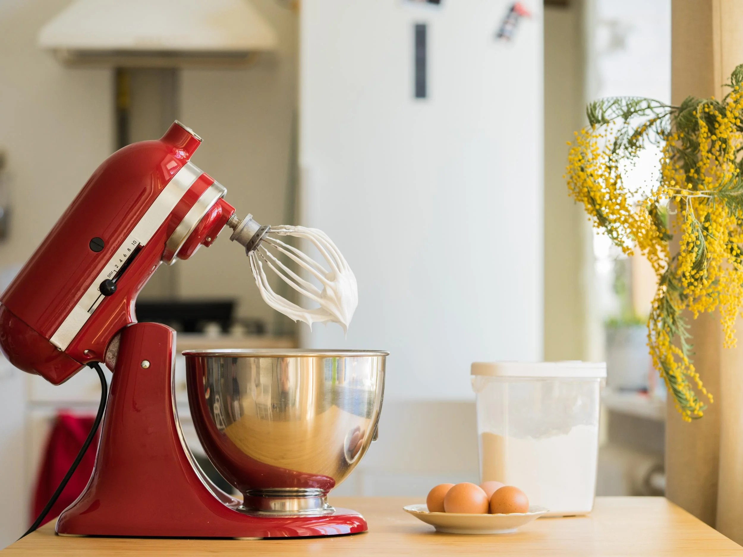 kitchen mixers quality brand cabinets 8 best the independent take toll out of baking with these buys