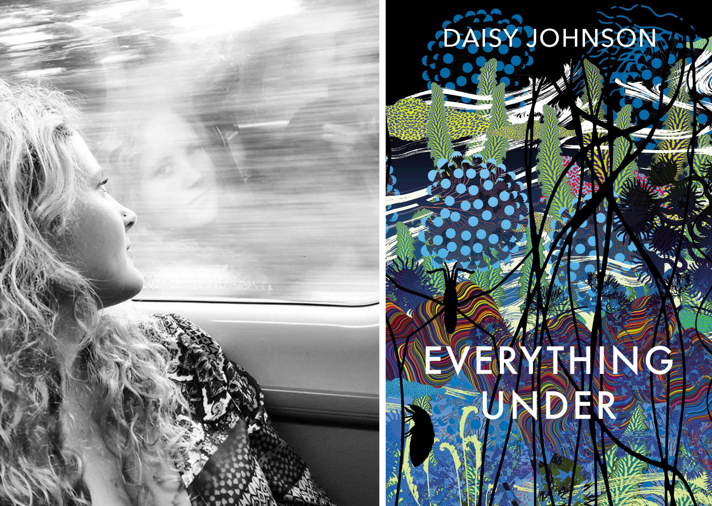 Daisy Johnson, the youngest ever author to make the Man Booker shortlist