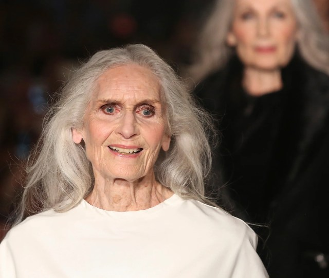 Daphne Selfe Supermodel On Facing Sexual Advances From Men In Fashion Industry The Independent