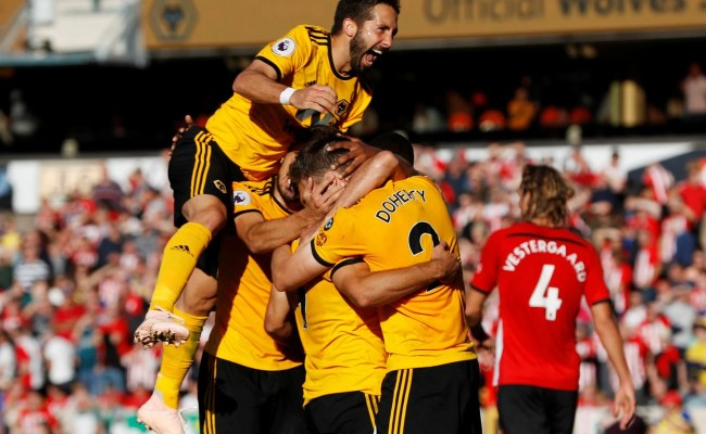 Wolves Leave It Late To Beat Southampton And Continue Hot