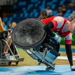 Wheelchair Fight What Are Pool Chairs Made Out Of New 3m Fund For Tokyo Olympics Will Not Solve Survival Warns Rugby Chief