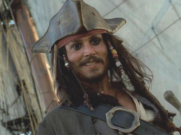 Johnny Depp Dropped Pirates Of Caribbean Reboot