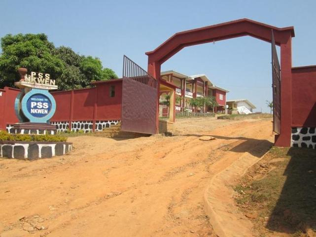 Cameroon Boarding School